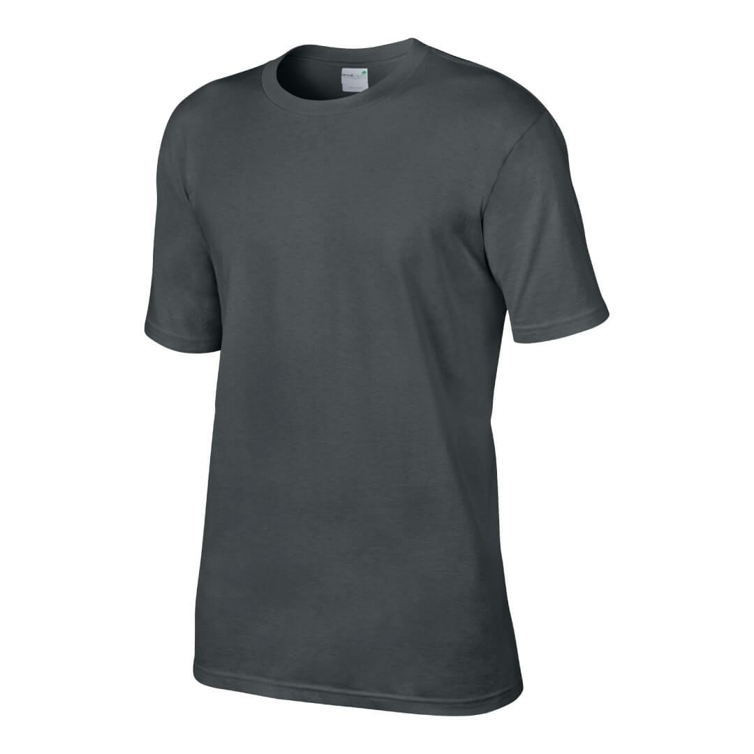 Vengence organic cotton t shirt robert foster online for Natural cotton t shirts