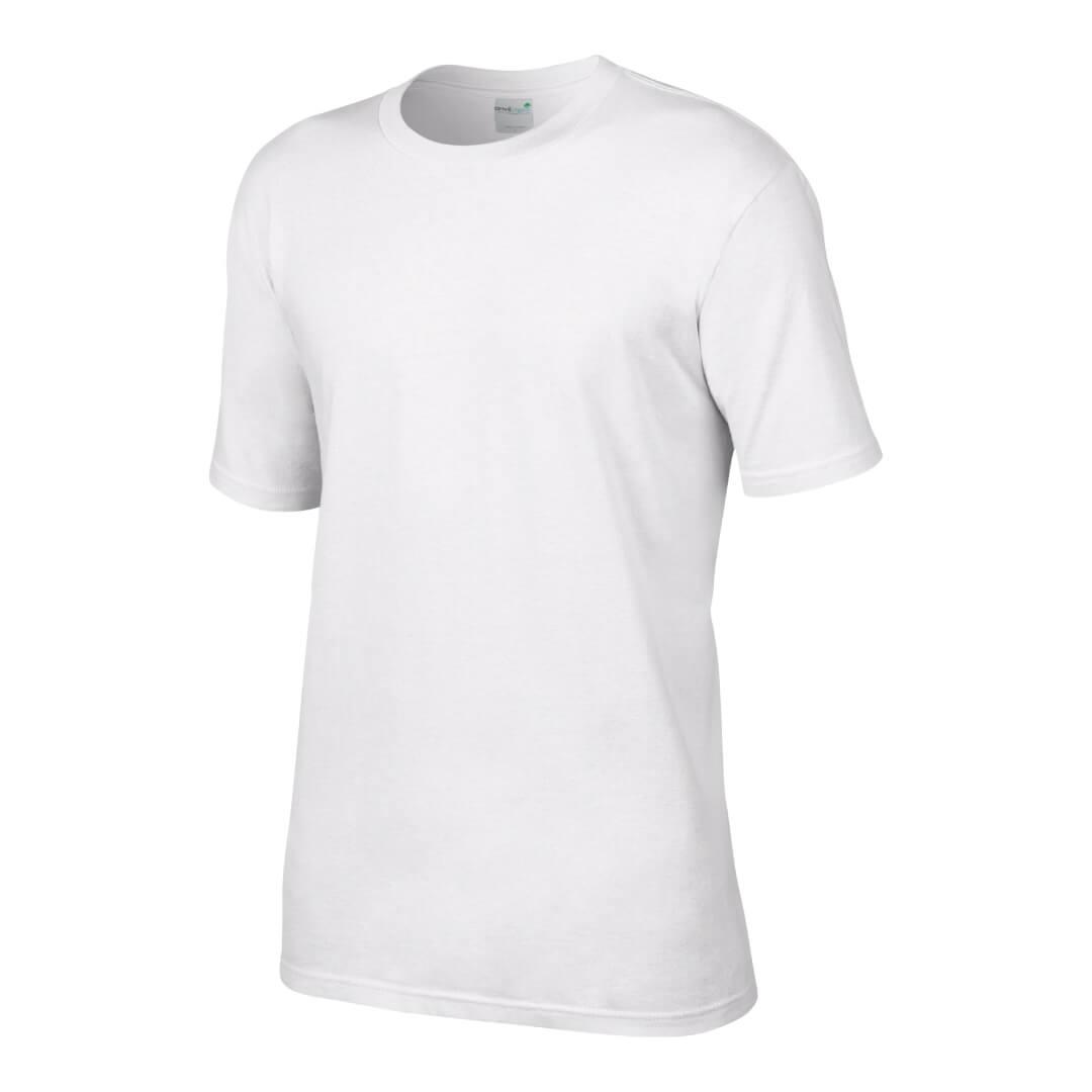Organic cotton t shirt robert foster online for Natural cotton t shirts