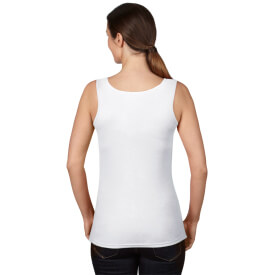 Ladies Missy Fit Ringspun Tank Top